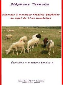 ebook édition en France moutons tondus